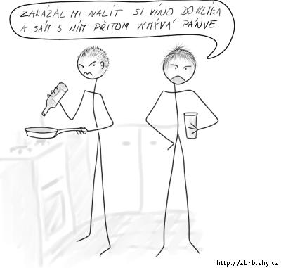 Honza vaří a Radek experimentuje